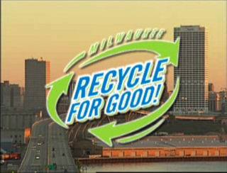Click here to watch the Recycle for Good Milwaukee video