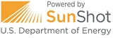 Powered by SunShot U.S. Department of Energy