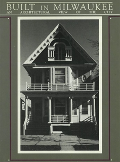 Cover of Built in Milwaukee book