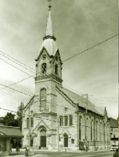St. Hedwig Church before