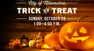 Trick or Treat Sunday, October 30th from 1-4pm
