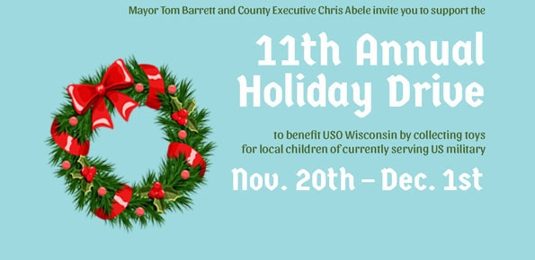 11th Annual Holiday Drive icon