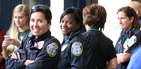 A photo of Milwaukee Police Officers