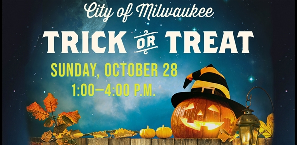 Trick-or-Treat is Sunday, Oct. 28