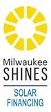 View Milwaukee Shines Solar Financing page