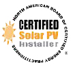 North American Board of Certified Energy Practitioners Certified Solar PV Installer