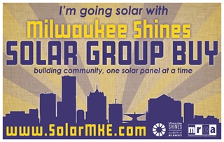 Milwaukee Shines Solar Group Buy