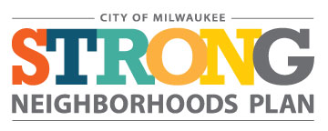 City of Milwaukee Strong Neighborhoods Plan