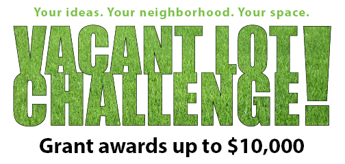 Vacant Lot Challenge logo