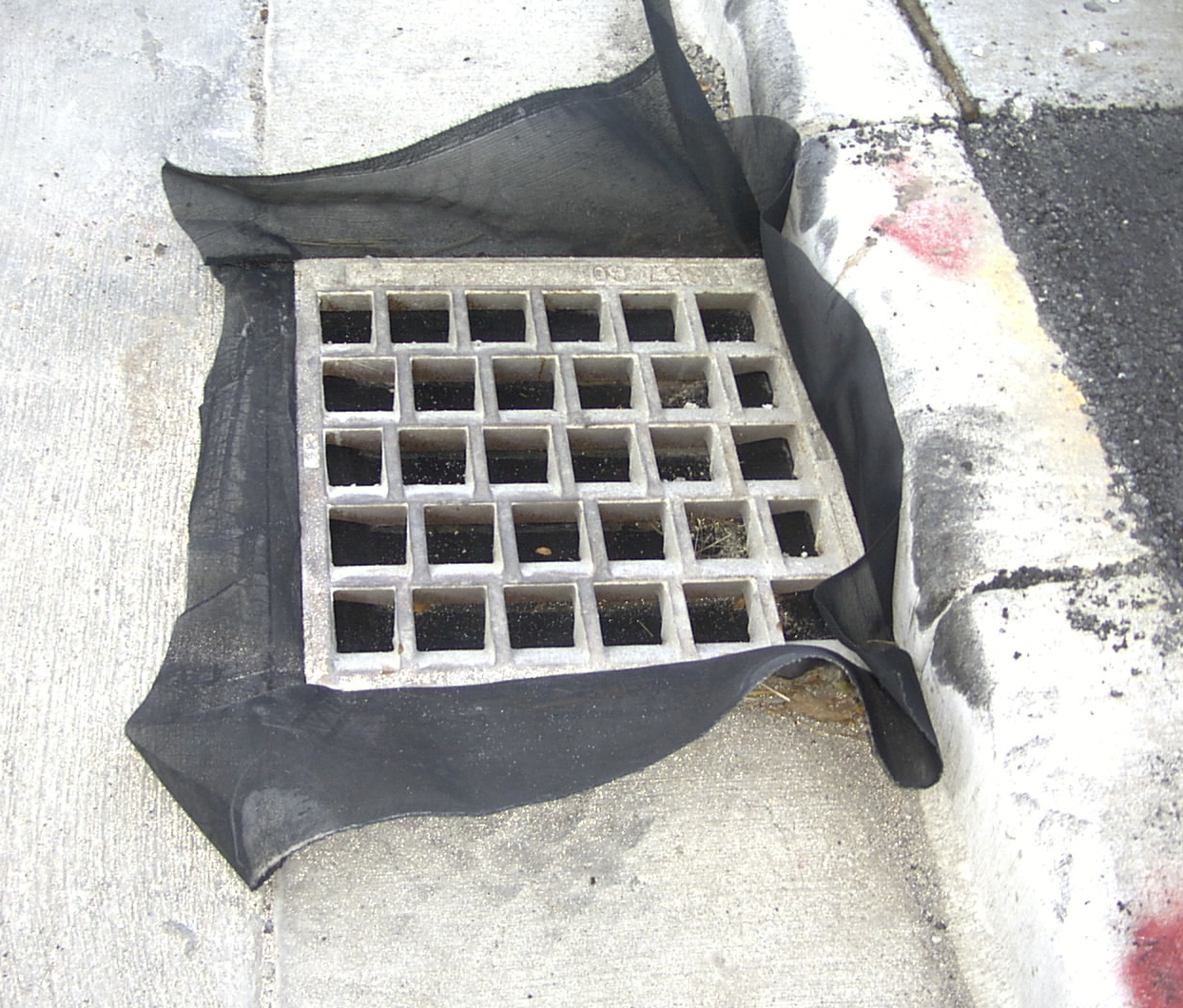 Storm Drain Inlet Protection