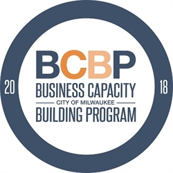 2018 City of Milwaukee Business Capacity Building Program Logo