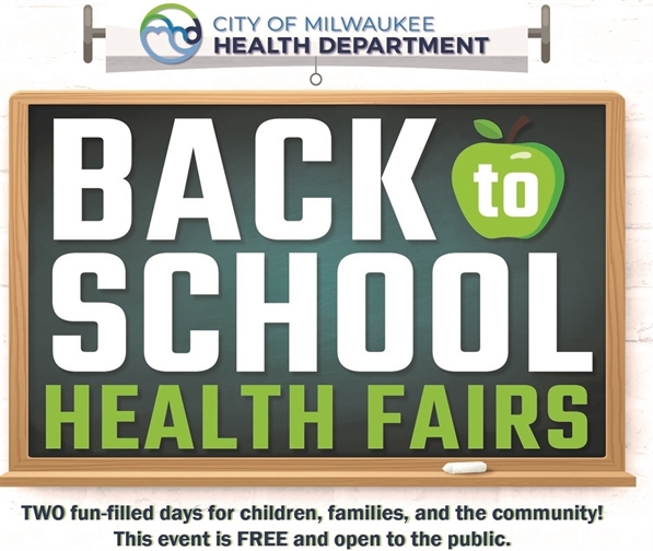 18th Annual Back to School Health fairs
