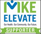 Logo of MKE Elevate Supporter Icon