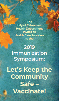 2019 Fall Symposium Flyer