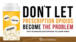 Don't let prescription Opiods become the problem