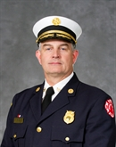 FIRE CHIEF Mark A. Rohlfing