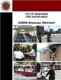 MFD 2009 Annual Report cover