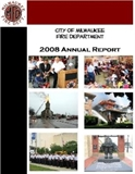 MFD 2008 Annual Report cover