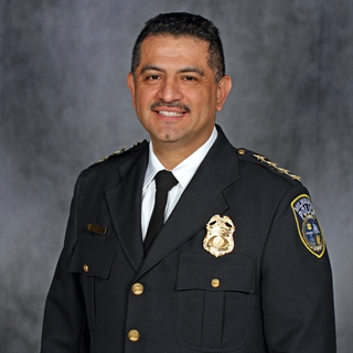 City of Milwaukee Chief of Police Alfonso Morales