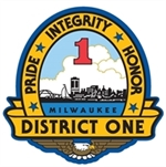 MPD District 1 logo