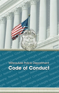 Code Of Conduct Amp Standard Operating Procedures