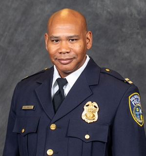 Acting Chief Michael Brunson
