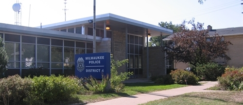 Photo of Milwaukee Police District Four