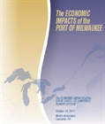 The ECONOMIC IMPACTS of the PORT OF MILWAUKEE cover image
