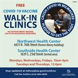Walk-In Vax Clinic