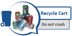Image of aluminum cans