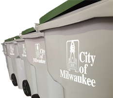 Picture of City of Milwaukee carts