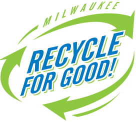 Milwaukee Recycles for Good logo