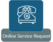 Graphic for Online Service Request