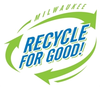 Milwaukee Recycle For Good Logo
