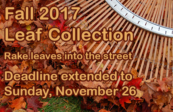 Learn about leaf collection in the City of Milwaukee