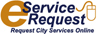 Request City services online