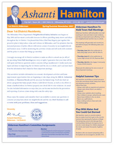 Click to open Spring/Summer 2007 newsletter.