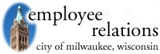 city of milwaukee department of employee relations with a picture of city hall
