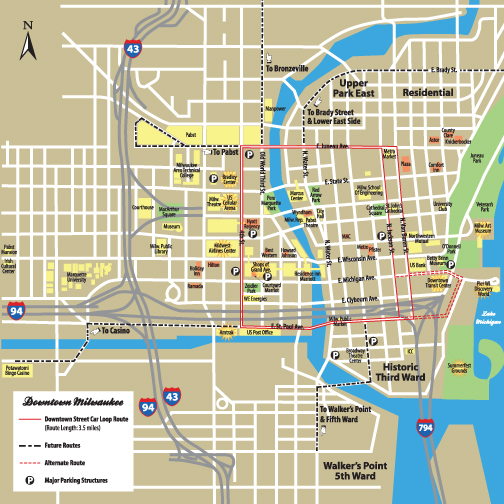 milwaukee riverwalk map karmaboxers