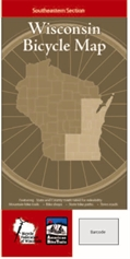 Wisconsin Bicycle Map