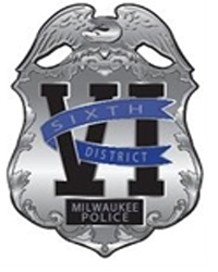 MPD District 6 logo (badge)