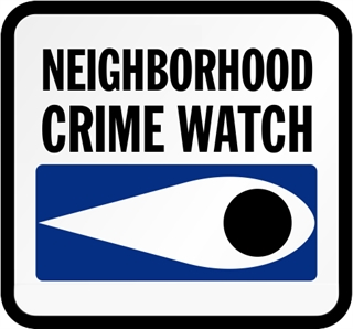 Image result for neighborhood crime watch