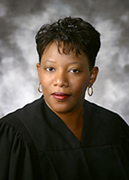 A picture of Judge Valarie A. Hill