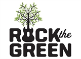 Rock the Green logo